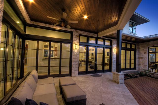 Cortona Exterior contemporary-exterior