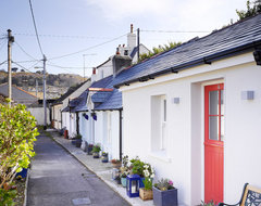 Cottage Cubed - Remodel of a 25sqm Fishermans Cottage. traditional-exterior