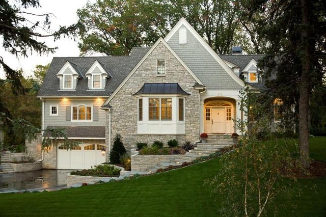Cottage exterior for Cottage exterior color schemes