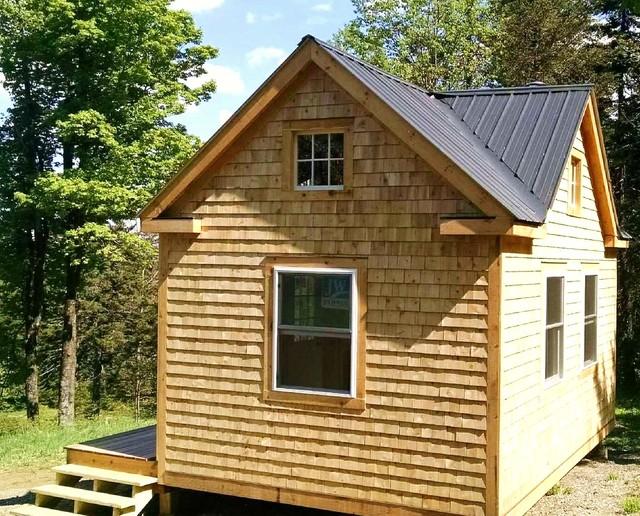 Cottage Living Cross Gable Cedar Shake Shingle Siding