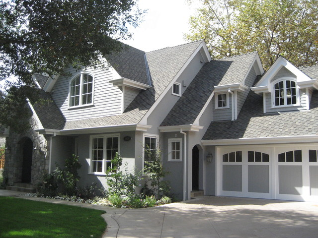 Cottage Style Exterior Traditional