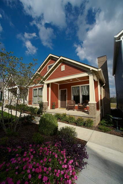 Cottage Style Home With Lp Smartside Traditional Exterior Other Metro By Lp Smartside