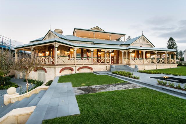 Cottesloe Renovation Western Australia Traditional