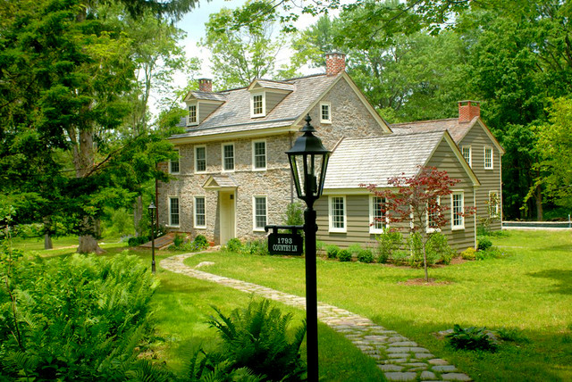 Country Lane traditional-exterior