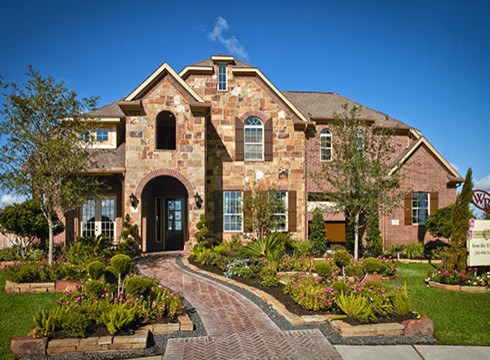 Coventry Homes - WEST RANCH traditional-exterior
