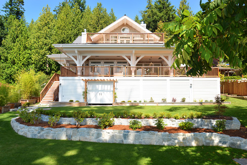 Craftsman Beach House Gibsons BC