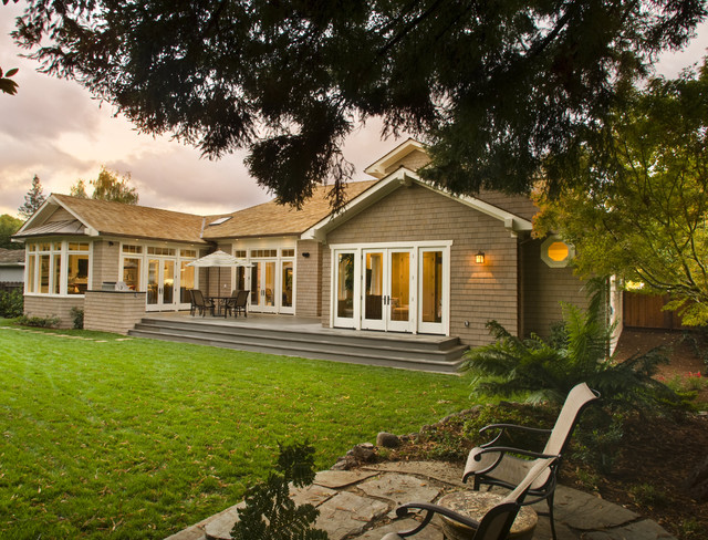 Craftsman Charmer traditional-exterior