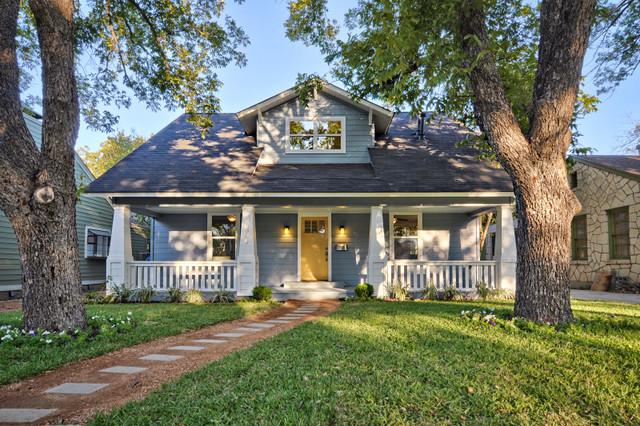 Craftsman Cottage Rosedale Ave Craftsman Exterior