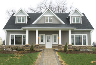 The Covington Craftsman Exterior Other By Quality