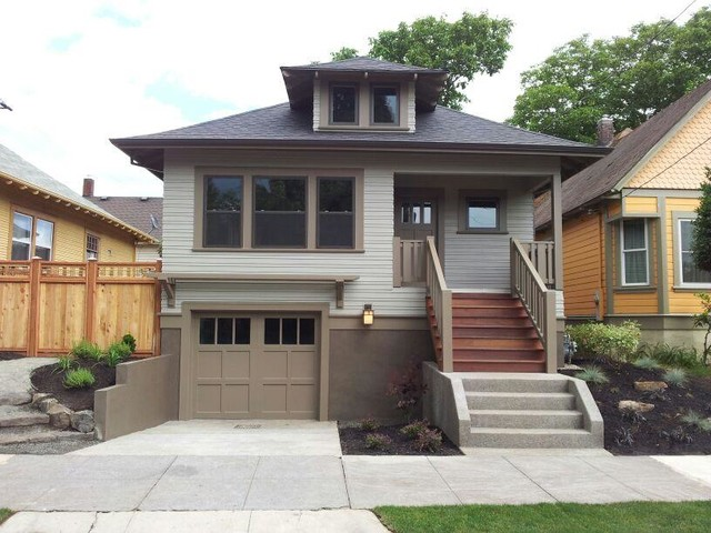 Vancouver Street Bungalow Craftsman Exterior Other