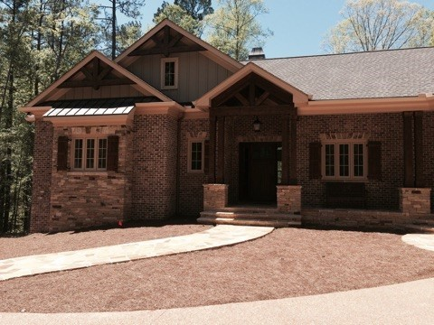 Craftsman Home Craftsman Exterior Atlanta By