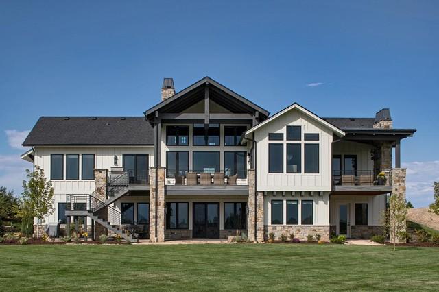 Craftsman House Plan 5631-00098 - Craftsman - Exterior - by ...
