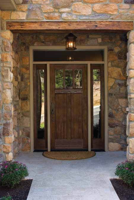 Blog craftsman style front doors for Side doors for houses