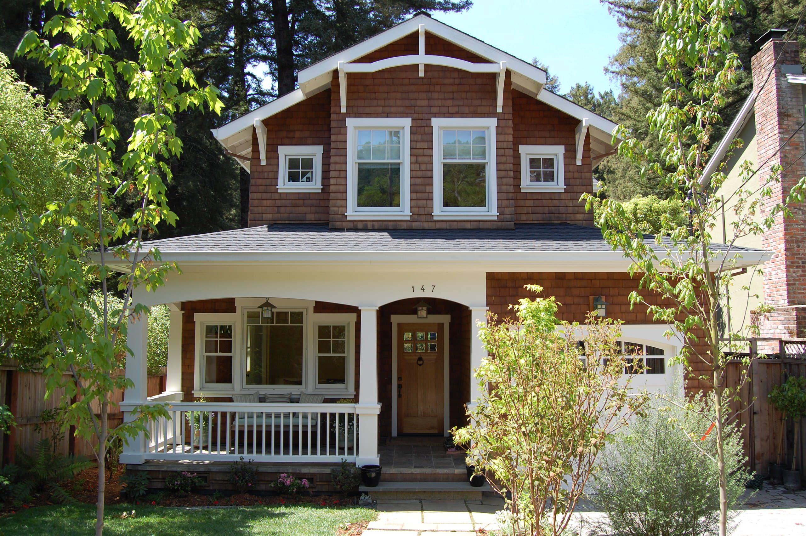 Craftsman New Home