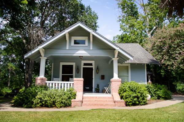 Craftsman style bungalow redesign craftsman exterior for Redesign your home exterior