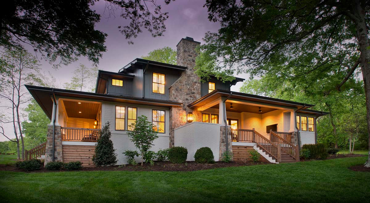 Craftsman Style - Castle Homes