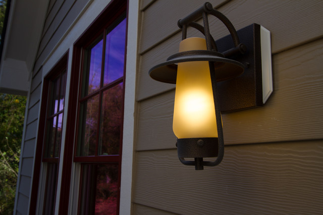 Nice Craftsman Style Exterior Lighting  3109 Craftsman Exterior