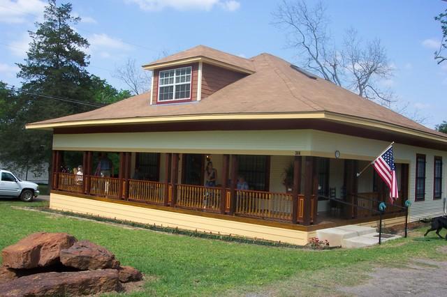 Craftsman-Style Home Restoration