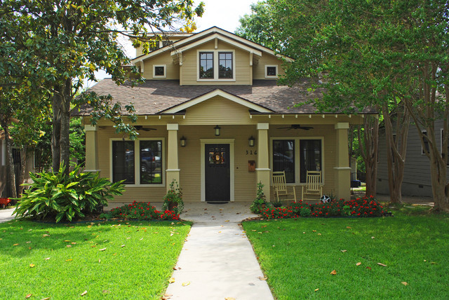 Craftsman Style traditional exterior