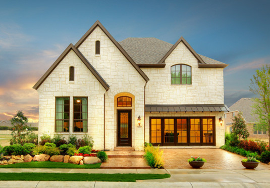 Creekview Exterior Traditional Exterior Dallas By