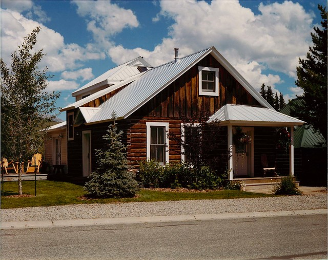 Crested butte cabins traditional exterior other for Crested butte cabins