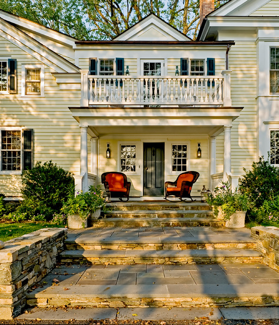 Crisp Architects traditional-exterior