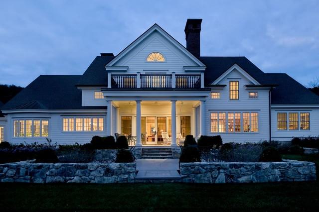 Crisp Architects traditional-exterior