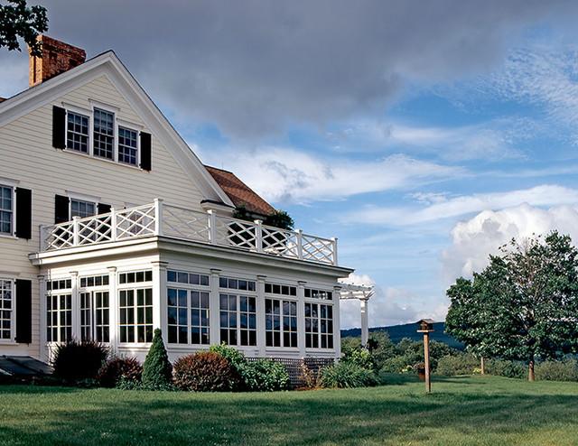 Crisp Architects Traditional Exterior