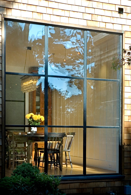 Crittall Windows Contemporary Exterior Other Metro
