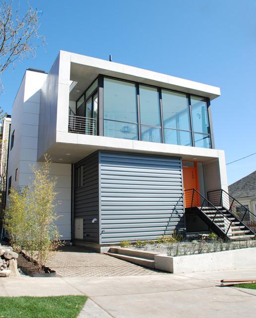 Crockett Residence