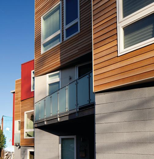 Crogan's Edge contemporary-exterior