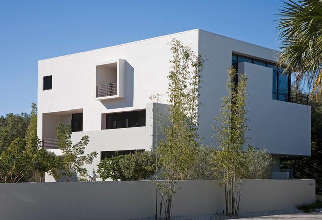 Good Cube House Modern Exterior Amazing Design