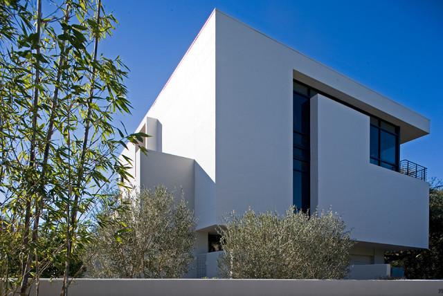 Cube House Modern Exterior Good Ideas