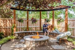 Patio of the Week: Inviting Terrace in Oregon Inspired by Italy