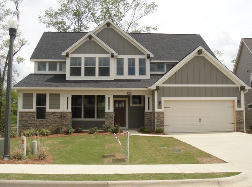 Craftsman House likewise Brick Stucco  binations Pool House also Exterior House Painting Prices in addition Great Showers further App For Painting Exterior Of House. on exterior house paint ideas