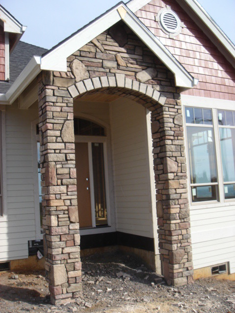 Cultured Stone - Dundee traditional-exterior