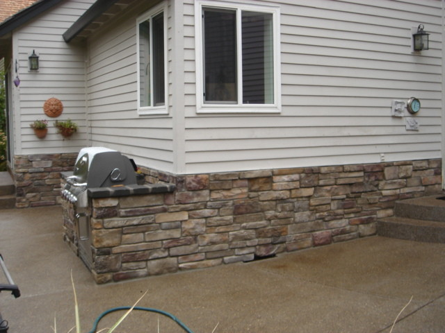 Cultured Stone Exterior Traditional Exterior Portland By Brown Bros Masonry