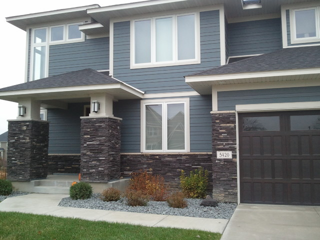 Cultured Stone Exterior Jobs Traditional Exterior