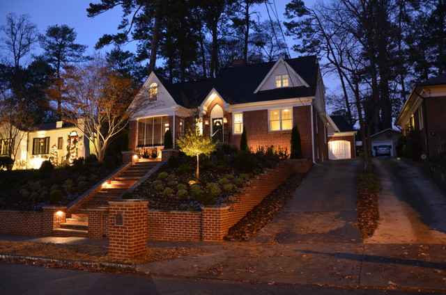 Curb Appeal traditional exterior