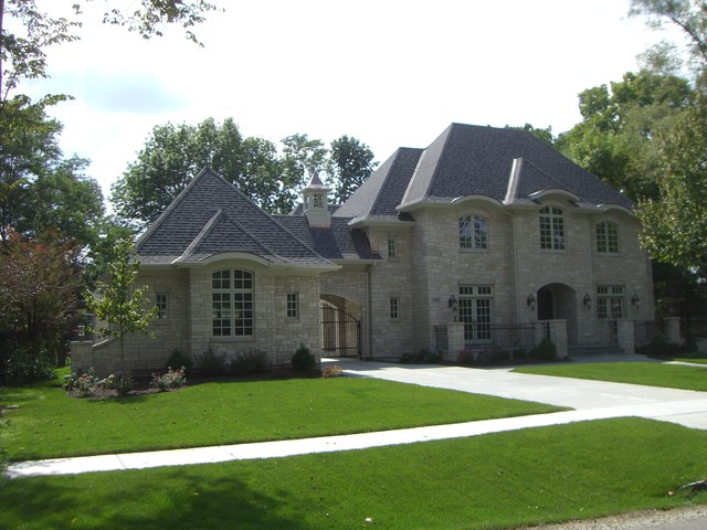 Custom Architecture traditional-exterior
