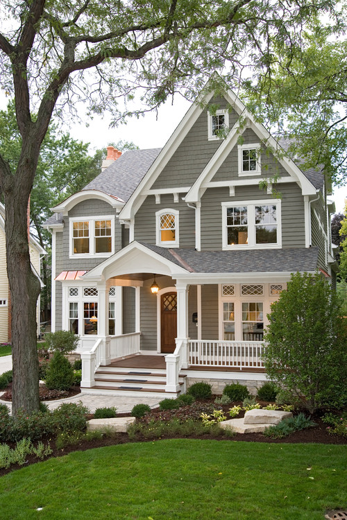 Dream Houses {Shingled}