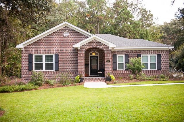 Custom Brick Home