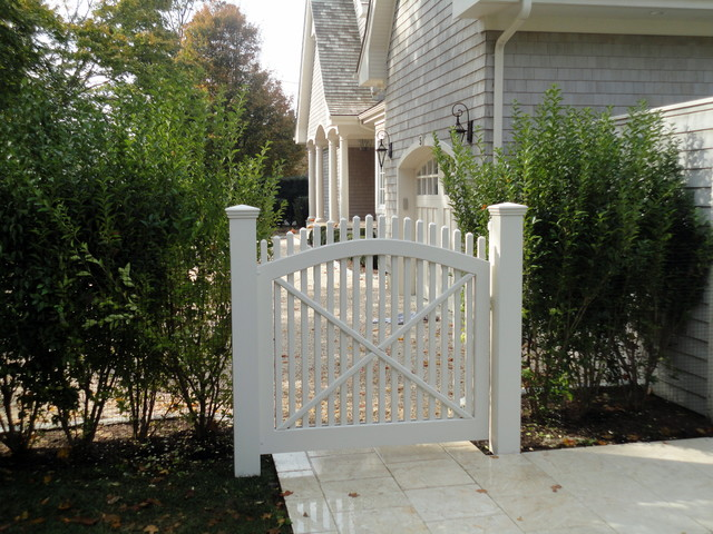 Build White Picket Fence Gate Plans Diy Free Download Doll