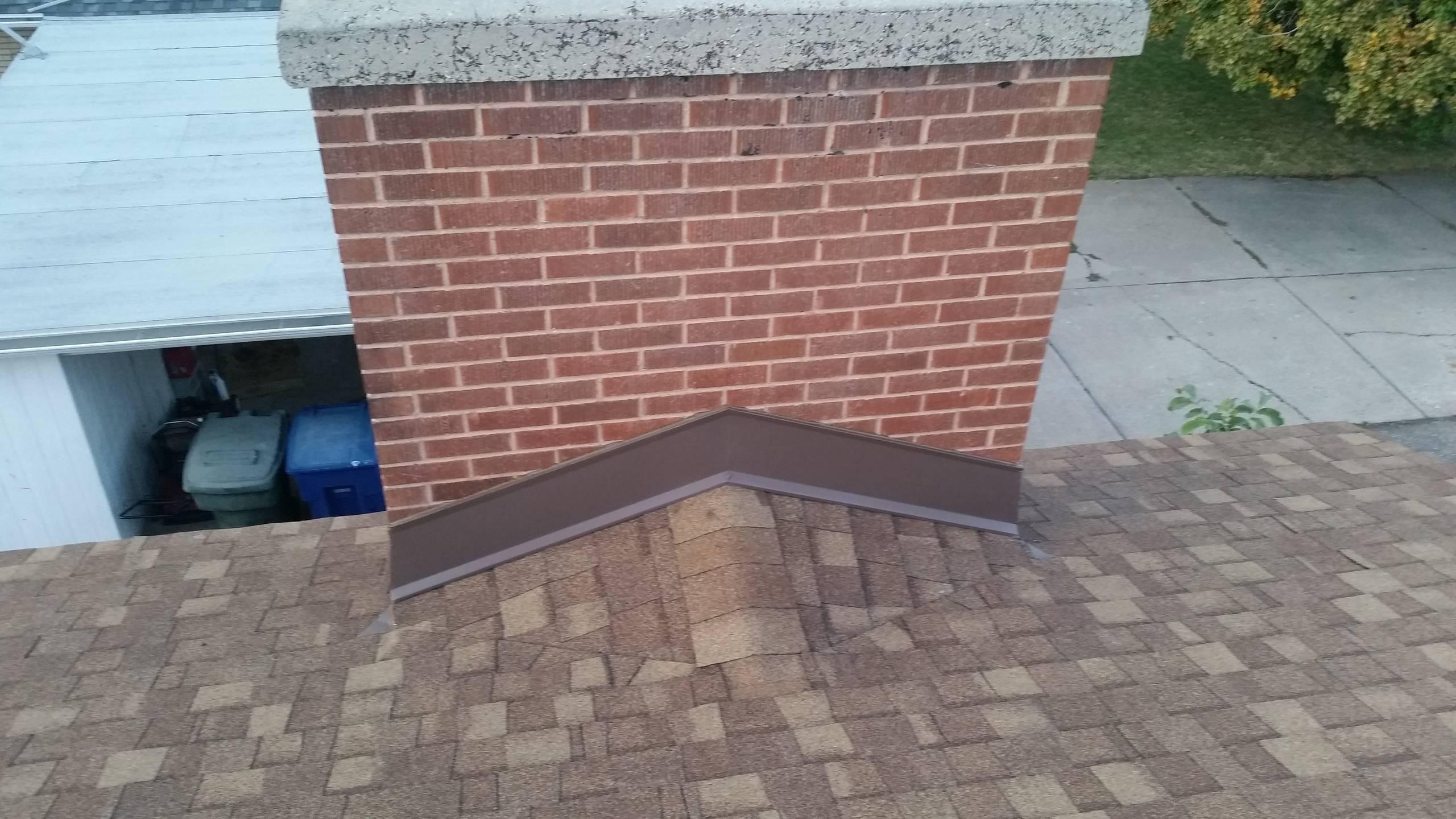 Custom Design Roof Flashings