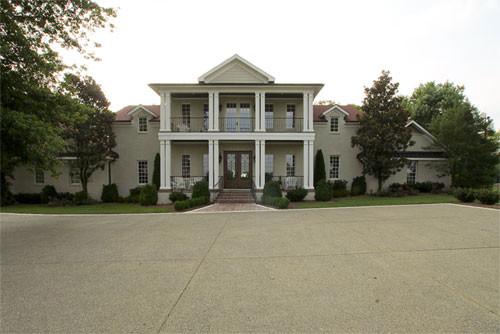 Custom Designed 9,000sft Plantation Home traditional-exterior