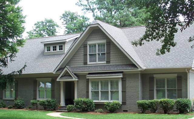 Custom Exterior Shutters Traditional Exterior Charlotte By Kolby Construction Company
