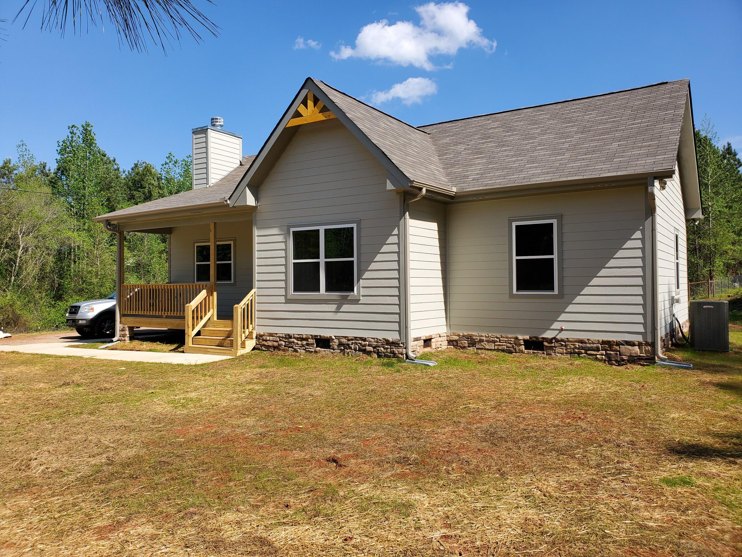 Custom Farmhouse