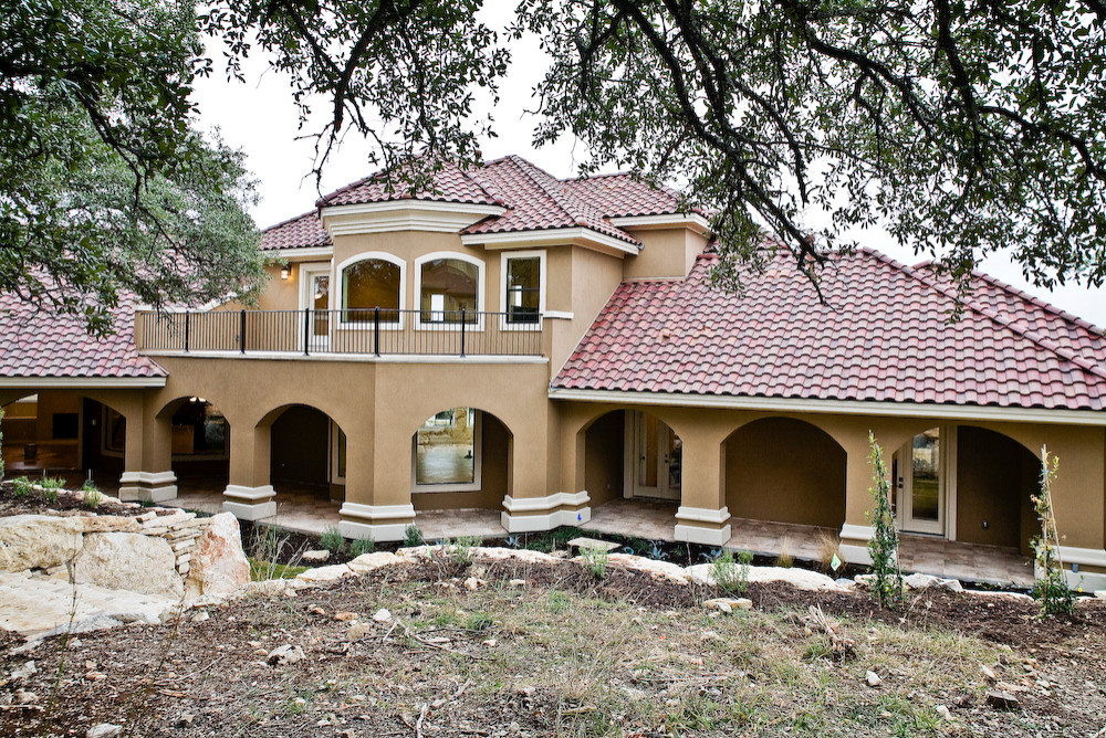 Custom Hill Country Home