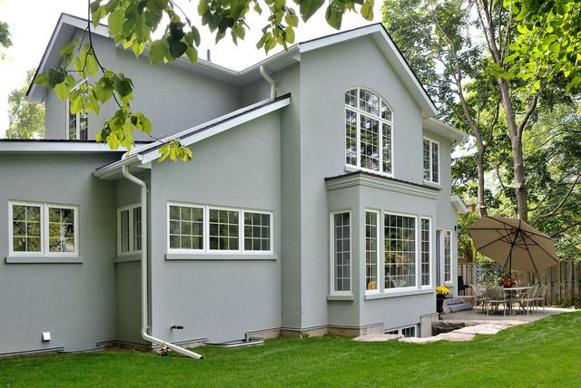 Custom home addition oakville on for Custom home addition