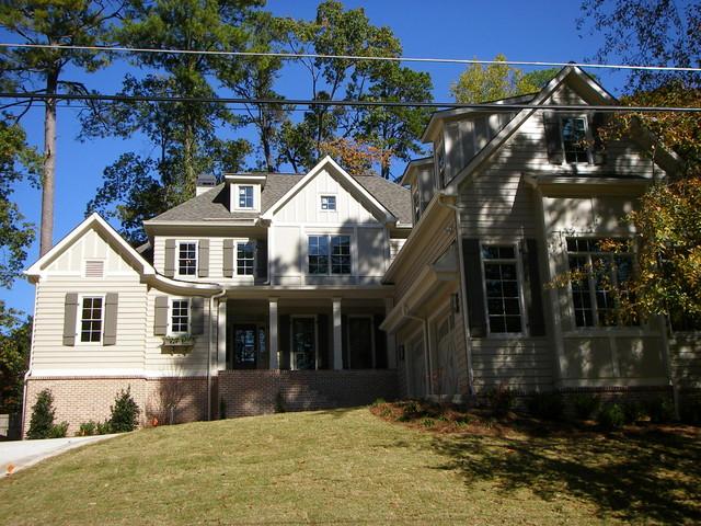 Custom home atlanta for Custom home builders in atlanta